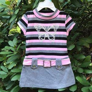 WonderKids Toddler Girl Dress *2T